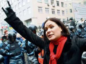 Мария Гадар - политик